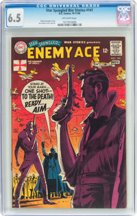 Star Spangled War Stories #141 and 147 Enemy Ace - CGC-Graded Group (DC, 1968-69).... (Total: 2 Comic Books)