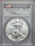 Modern Bullion Coins, 2011-S $1 Silver Eagle, 25th Anniversary, First Strike MS70 PCGS. PCGS Population: (8194). NGC Census: (18278). ...