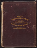 Miscellaneous:Other, Heath's Infallible Counterfeit Detector At Sight Banking &Counting House Edition 1867 Second Edition.. ...