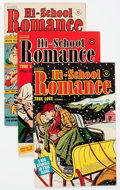 Golden Age (1938-1955):Miscellaneous, Harvey Romance Comics File Copy Group of 42 (Harvey, 1950-63) Condition: Average FN/VF.... (Total: 42 Comic Books)