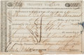 Miscellaneous, Treasury Warrant Issued to James A. Caldwell for Providing Mail Services. ...