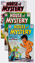 Silver Age (1956-1969):Horror, House of Mystery Group of 32 (DC, 1957-80) Condition: AverageVG.... (Total: 32 Comic Books)