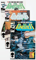 Modern Age (1980-Present):Superhero, Punisher Related Group of 23 (Marvel, 1985) Condition: AverageVF/NM.... (Total: 23 Comic Books)