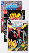 Modern Age (1980-Present):Miscellaneous, Modern Age Comics Short Box Group (Various Publishers, 1980s-90s) Condition: Average FN/VF....