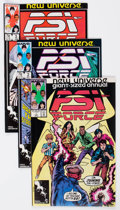 Modern Age (1980-Present):Miscellaneous, Marvel Modern Age Short Group (Marvel, 1980s-90s) Condition: Average VF....