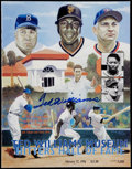 Autographs:Others, Ted Williams Signed Museum Program. ...