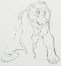 Animation Art:Production Drawing, The Lion King Animation Rough Drawing Group of 8 (WaltDisney, 1994).... (Total: 8 )