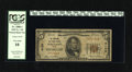 National Bank Notes:Maine, Portland, ME - $5 1929 Ty. 1 The Portland NB Ch. # 4128. Linwood E.Ashton and Charles G. Allen piloted this bank. PCG...