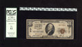 National Bank Notes:Virginia, Roanoke, VA - $10 1929 Ty. 1 The First National Exchange Bank Ch. #2737. J.H. Mathews and E.B. Spencer's signatures are...
