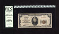 National Bank Notes:West Virginia, Charleston, WV - $20 1929 Ty. 1 The Charleston NB Ch. # 3236. R.E.Eskins and Isaac Lowenstein managed this bank. PCGS...