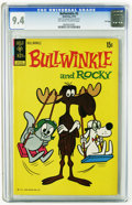Bronze Age (1970-1979):Cartoon Character, Bullwinkle #5 File Copy (Gold Key, 1972) CGC NM 9.4 Off-white towhite pages. This is currently the highest grade awarded by...