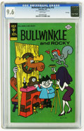 Bronze Age (1970-1979):Cartoon Character, Bullwinkle #15 File Copy (Gold Key, 1977) CGC NM+ 9.6 White pages.Overstreet 2005 NM- 9.2 value = $18. CGC census 12/05: 1 ...