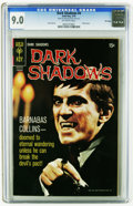 Silver Age (1956-1969):Horror, Dark Shadows #4 File Copy (Gold Key, 1970) CGC VF/NM 9.0 Off-whitepages. Photo cover. Joe Certa art. Overstreet 2005 VF/NM ...
