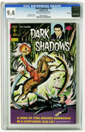 Bronze Age (1970-1979):Horror, Dark Shadows #35 File Copy (Gold Key, 1976) CGC NM 9.4 Off-white towhite pages. Joe Certa cover and art. Overstreet 2005 NM...