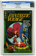 Silver Age (1956-1969):Science Fiction, Fantastic Voyage #1 File Copy (Gold Key, 1967) CGC NM 9.4 Off-white pages. Joe Certa art. Overstreet 2005 NM- 9.2 value = $7...