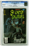 Bronze Age (1970-1979):Horror, Grimm's Ghost Stories #50 File Copy (Gold Key, 1979) CGC VF+ 8.5White pages. Painted cover. Adolfo Buylla, Frank Bolle, and...
