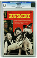 Silver Age (1956-1969):Western, Gunsmoke #2 File Copy (Gold Key, 1969) CGC NM 9.4 Off-white pages. Photo cover. Overstreet 2005 NM- 9.2 value = $45. CGC cen...