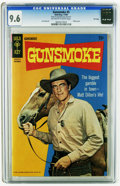 Silver Age (1956-1969):Western, Gunsmoke #5 File Copy (Gold Key, 1969) CGC NM+ 9.6 Off-white to white pages. James Arness Photo cover. Joe Certa art. Tied w...