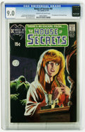 Bronze Age (1970-1979):Horror, House of Secrets #92 (DC, 1971) CGC VF/NM 9.0 Cream to off-white pages. According to Overstreet, this issue ranks as fourth ...