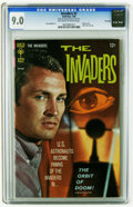 Silver Age (1956-1969):Science Fiction, The Invaders #2 File Copy (Gold Key) CGC VF/NM 9.0 Off-white to white pages. Photo cover. Dan Spiegle art. Overstreet 2005 V...