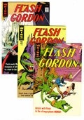 Silver Age (1956-1969):Miscellaneous, Phantom, Flash Gordon, and Jungle Jim Group (Various, 1966-95) Condition: Average VG. Includes Flash Gordon (King Comics... (Total: 24 Comic Books)