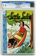 Golden Age (1938-1955):Cartoon Character, Marge's Little Lulu #13 File Copy (Dell, 1949) CGC FN/VF 7.0Off-white pages. Tubby back-up story. Overstreet 2005 FN 6.0 va...