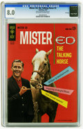 Silver Age (1956-1969):Humor, Mister Ed, The Talking Horse #2 File Copy (Gold Key, 1963) CGC VF 8.0 Off-white to white pages. Photo cover. Overstreet 2005...