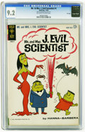 Silver Age (1956-1969):Cartoon Character, Mr. & Mrs. J. Evil Scientist #1 File Copy (Gold Key, 1963) CGC NM- 9.2 Off-white to white pages. Just one copy of this issue...