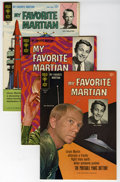 """Silver Age (1956-1969):Science Fiction, My Favorite Martian File Copies Group (Gold Key, 1964-66)Condition: Average VF. """"Uncle Martin"""" is seen on photo covers ona... (Total: 12 Comic Books)"""