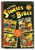 Golden Age (1938-1955):Religious, Picture Stories from the Bible Complete Old Testament Edition 1947(EC, 1947) Condition: FN-. Overstreet 2005 FN 6.0 value =...
