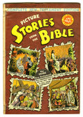 Golden Age (1938-1955):Religious, Picture Stories from the Bible Complete New Testament Edition (EC,1946) Condition: VG/FN. Overstreet 2005 VG 4.0 value = $5...