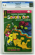 Bronze Age (1970-1979):Cartoon Character, Scooby Doo #29 File Copy (Gold Key, 1974) CGC NM 9.4 Off-white towhite pages. Sixteen-page fun catalog included. Overstreet...