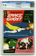 Silver Age (1956-1969):Superhero, Space Ghost #1 File Copy (Gold Key, 1967) CGC VF/NM 9.0 Off-white to white pages. This copy is a triple threat for three rea...