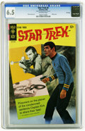 Silver Age (1956-1969):Science Fiction, Star Trek #2 File Copy (Gold Key, 1968) CGC FN+ 6.5 Off-white pages. Photo cover. Nevio Zaccara art. Overstreet 2005 FN 6.0 ...