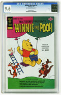 Bronze Age (1970-1979):Cartoon Character, Winnie the Pooh #1 File Copy (Whitman, 1977) CGC NM+ 9.6 Off-whiteto white pages. The grade here is the highest that CGC ha...