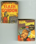 """Golden Age (1938-1955):Miscellaneous, Big Little Book Flash Gordon Group (Whitman, 1936-43). Includes #1190 (""""Flash Gordon and the Witch Queen of Mongo,"""" GD-) and..."""