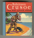 Golden Age (1938-1955):Miscellaneous, Big Little Book 719 Robinson Crusoe - File Copy (Whitman, 1933) Condition: NM. Soft-cover, 364 pages. Beautiful, unopened co...
