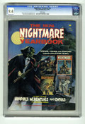 Bronze Age (1970-1979):Horror, The 1974 Nightmare Yearbook #nn (Skywald, 1974) CGC NM 9.4 Whitepages. Highest grade yet assigned by CGC for this issue. Ov...