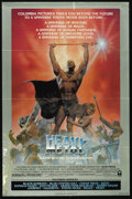 """Movie Posters:Animated, Heavy Metal (Columbia, 1981). One Sheet (27"""" X 41""""). Eugene Levy, John Candy and Harold Ramis lend their voices to this anim..."""