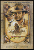 "Movie Posters:Action, Indiana Jones and the Last Crusade (Paramount, 1989). One Sheet (27"" X 41""). In the third chapter of the Indiana Jones saga,..."