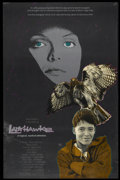 """Movie Posters:Fantasy, Ladyhawke (Warner Bros.- 20th Century Fox, 1985). One Sheet (27"""" X 41""""). In 13th century France, a curse has been placed on ..."""