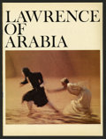 Movie Posters:Academy Award Winner, Lawrence of Arabia (Columbia, 1962). Program (Multiple Pages). Thiscolorful, gorgeous program from the Oscar-winning film e...