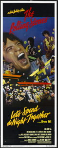 """Movie Posters:Rock and Roll, Let's Spend the Night Together (Embassy Pictures, 1983). Insert(14"""" X 36""""). Originally titled """"Time Is On My Side,"""" directo..."""