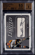 Hockey Cards:Singles (1970-Now), 2003 Be A Player Ultimate Memorabilia Autograph Bobby Orr #153 BGS Gem Mint 9.5....