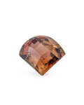 Gems:Faceted, Gemstone: Tourmaline - 5.97 Ct.. Brazil. 11 x 10 x 7 mm. ...