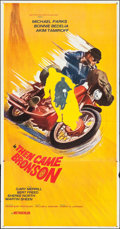 "Movie Posters:Adventure, Then Came Bronson (MGM, 1970). International Three Sheet (41"" X79""). Adventure.. ..."