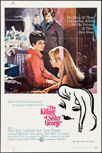 """The Killing of Sister George & Other Lot (Cinerama Releasing, 1969). One Sheets (2) (27"""" X 41""""). Drama..."""
