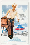 "Movie Posters:Western, Junior Bonner (Cinerama Releasing, 1972). One Sheet (27"" X 41""). Western.. ..."