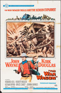 """Movie Posters:Western, The War Wagon (Universal, 1967). One Sheet (27"""" X 41""""). Western.. ..."""