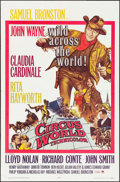"Movie Posters:Drama, Circus World & Other Lot (Paramount, 1965). One Sheet (27"" X41""), Title Lobby Card (11"" X 14""), & Photos (9) (8"" X 10"").Dr... (Total: 11 Items)"